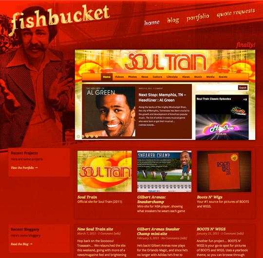 new fishbucket